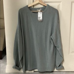 NWT Cashmere H&M Oversized Sweater